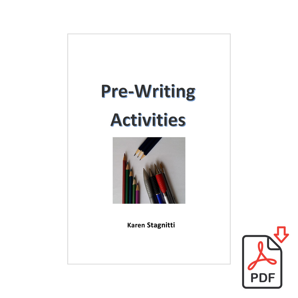 Pre-writing Activities - Learn to Play
